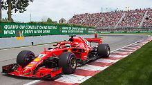 Nach Gala-Fahrt in Montréal: Vettel ist wieder WM-Spitzenreiter