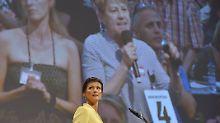 Linken-Parteitag in Leipzig: Am Ende knallt es noch mal richtig