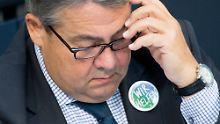 Zu naiv in Flüchtlingskrise?: Ex-Chef Gabriel kritisiert SPD