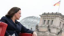 Die Selbstfindung der SPD: Neue Partei verzweifelt gesucht