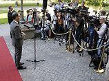 Außenministertreffen in Berlin: Maas will Blauhelme für Ostukraine