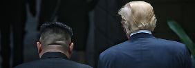 Trump und Kim plötzlich Freunde: Und was ist jetzt konkret passiert?
