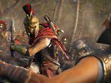 """Ubisoft überrascht auf E3: Was ist """"Assassin's Creed: Odyssey""""?"""