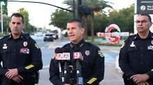 Blutiges Drama in Florida: Geiselnehmer erschießt vier Kinder