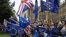 EU-Austrittsgesetz ohne Änderung: Parlament darf bei Brexit weniger mitreden