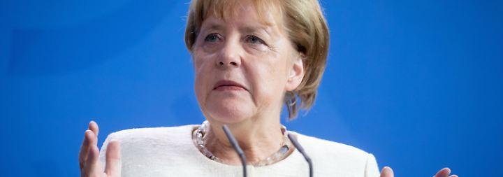 Merkel und Seehofer uneins: Asylstreit steuert auf Konfrontation zu