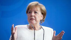 Asylstreit spaltet Union: CDU-Politiker erhöhen Druck auf Merkel