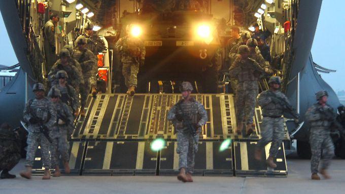 Ständige Einsatzbereitschaft: Das US-Militär muss seine Fähigkeiten künftig in anderen Regionen trainieren.