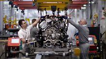 """Der Börsen-Tag: CBI: Britische Autoindustrie vor """"Aussterben"""""""