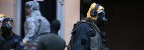 Giftstoff Rizin gefunden?: Bundesanwalt ermittelt gegen Tunesier
