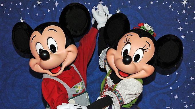 Disney sieht sich mit Gegenofferte von Comcast für 21st Century Fox einem Bieterkampf gegenüber.