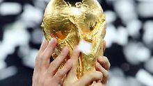 Wer gewinnt wahrscheinlich?: Statistiker berechnen den Weltmeister