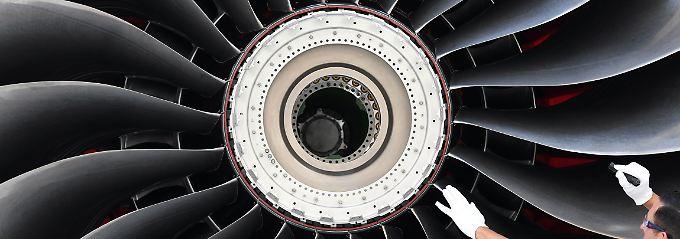 Der Triebwerkshersteller Rolls Royce gehört seit 1998 nicht mehr zum Hersteller der luxuriösen Rolls-Royce-Automobile.