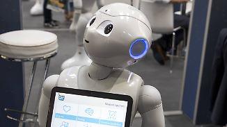 Lernende Schlüsseltechnologie: Cebit macht Künstliche Intelligenz erlebbar