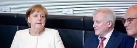Unionsfraktion vor der Spaltung: Mit Vollgas Richtung Fraktionsbruch