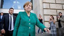 """""""Nicht das richtige Mittel"""": Merkel lehnt Seehofer-Plan weiter ab"""