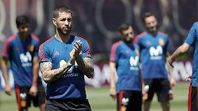 Ramos ist mit der Entscheidung des spanischen Verbands, seinen künftigen Coach bei Real Madrid zu feuern, überhaupt nicht einverstanden.
