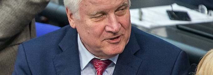 Die FDP will ein Nachbeben: Bundestag streitet über Seehofer-Plan