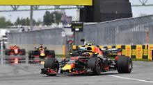 Der Sport-Tag: Formel-1-Verbleib von Red Bull hängt von Regelwerk ab