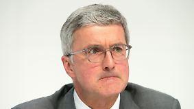 """""""Drohende Verdunklungsgefahr"""": Staatsanwaltschaft verhaftet Audi-Chef Stadler"""