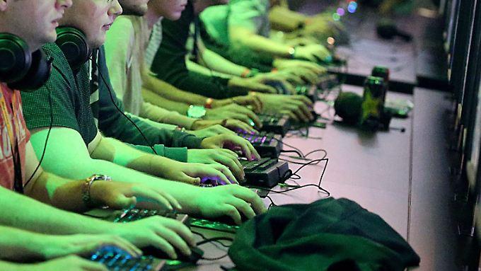 Exzessives Gaming kann krankhafte Züge annehmen.