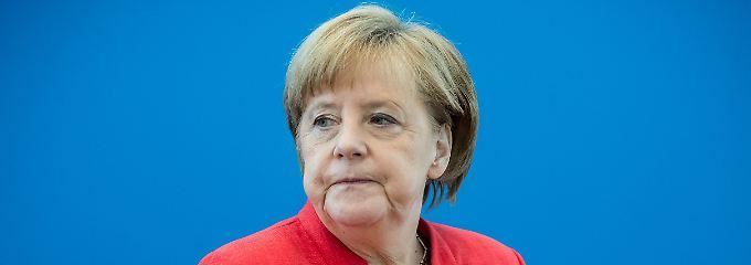Streit mit Seehofer: Der Druck auf Merkel ist jetzt groß wie nie