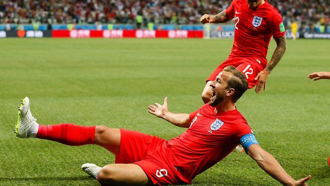 Tunesien mit Towartpech: Kane erlöst England in der Schlussminute