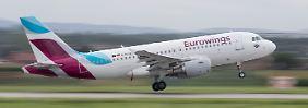 Für Kunden von Billigfliegern: Flugticket-Preise steigen zu Jahresbeginn an