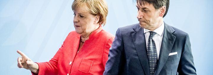 """Seehofers """"Masterplan"""" noch unbekannt: Italien dringt auf neue europäische Flüchtlingspolitik"""