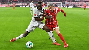 Lewandowski und James im WM-Duell: Bundesligisten prägen bissige Gruppe H