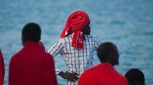Entwurf für Gipfelerklärung: EU diskutiert Flüchtlingszentren in Nordafrika