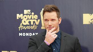 Promi-News des Tages: Hat sich Chris Pratt in Schwarzenegger-Tochter verguckt?