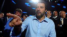 "Italien ""zurück im Jahr 1938"": Salvini will Roma-Minderheit zählen lassen"