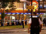 """""""Kleine Explosion"""" in London: Fünf Verletzte nach Kurzschluss in U-Bahn"""