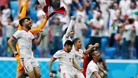 """WM-Fakten für Besserwisser: Tabellenführer Iran bittet die """"Rote Furie"""" zum Tanz"""