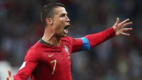 """""""Es ist klar, dass man ihn stoppen kann"""": Marokko fürchtet Ronaldo nicht"""