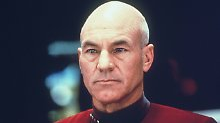 """Patrick Stewart deutet was an: Kehrt Captain Picard zu """"Star Trek"""" zurück?"""