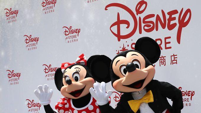 Disney ist bereit, rund 71 Milliarden Dollar für die Film- und TV-Sparte von Fox zu zahlen.