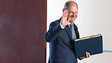Mehr Lohn- und Ertragssteuer: Scholz verbucht klares Steuerplus im Mai