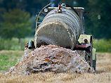 Gülle-Effekt im Grundwasser: EuGH fällt Nitrat-Urteil gegen Deutschland