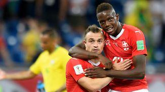 WM-Fakten für Besserwisser: Formstarke Schweizer spielen das erste Mal gegen Serbien