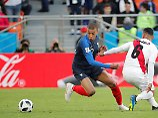 Der Sport-Tag: Mbappe staubt ab - und bringt Frankreich in Führung