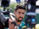 Der Sport-Tag: Schweden-Reporter offeriert Khedira Rückflugtickets