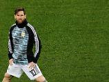 Der Sport-Tag: So werden Argentinien und Kroatien ins Spiel gehen