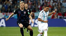 Der Sport-Tag: Hammer-Spiel der Gruppe D: Argentinien gegen Kroatien
