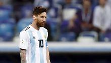 Caballero patzt, Modric zaubert: Kroatien schockt Messi und Argentinien