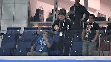 Der Sport-Tag: Kroatien stürzt Messi und Maradona in die große Krise