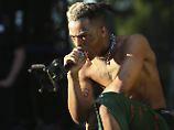 XXXTentacion bei einem Auftritt in Miami (Archivbild von 2017).