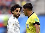 Der Sport-Tag: Ägypten beschwert sich bei Fifa über Referee