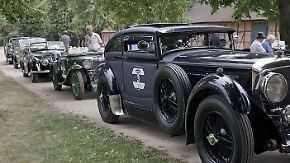 Unabdingbar für jeden Hobby-Fahrer: Oldtimer verlangen besonderen Versicherungsschutz